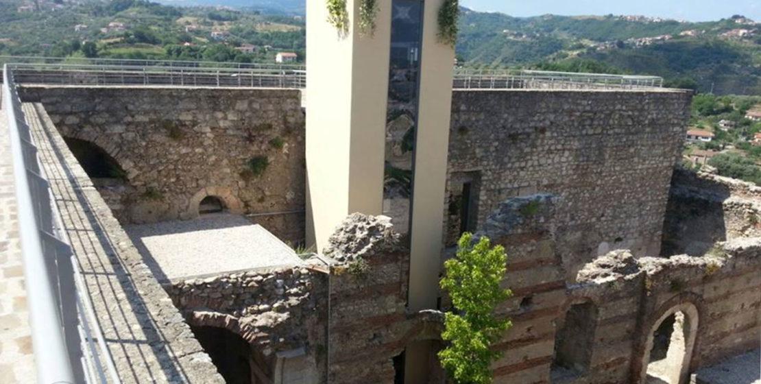 castello_svevo_di_cosenza Binetti Ascensori Cosenza
