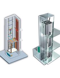 modernizzazione ascensore Installazione e manutenzione Binetti Cosenza
